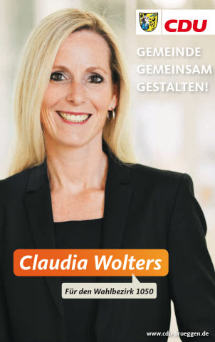 Claudia Wolters
